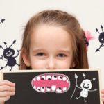 たけだ歯科の地域の子どもたちの虫歯事情